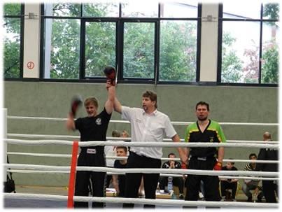 Ostdeutsche Meisterschaft 2013 - 3. Platz Mirco